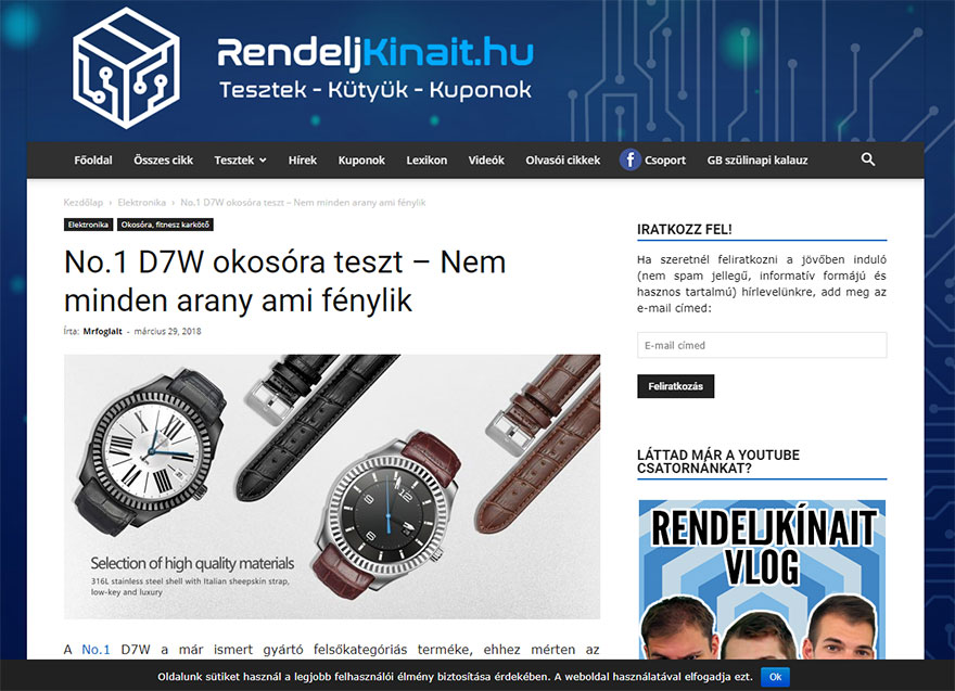 Rendeljkinait-Web-Development