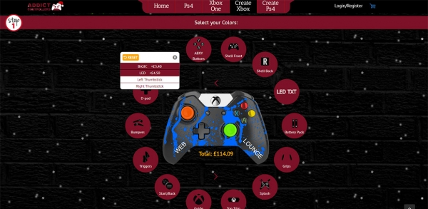 Royal-Controllers Web Lounge