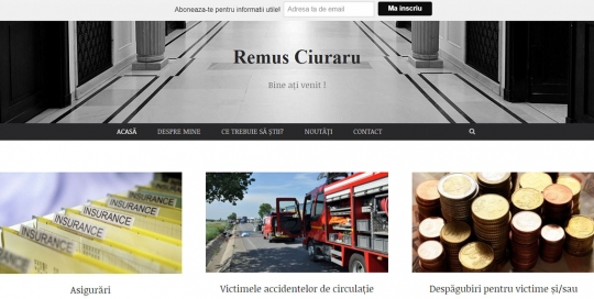 remus-ciuraru-website