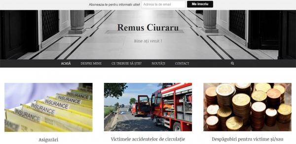 remus-ciuraru-website
