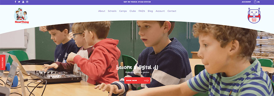 next-thing-education-ecommerce