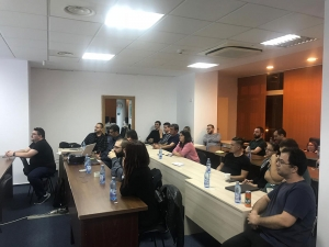 Constanta First WordPress Meetup